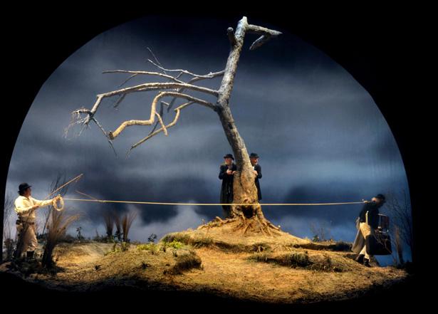 Aspettando godot 2009 Teatro Stabile di Genova