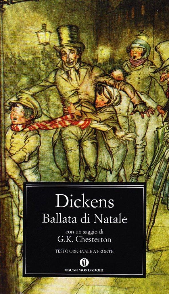 Charles Dickens - Ballata di Natale