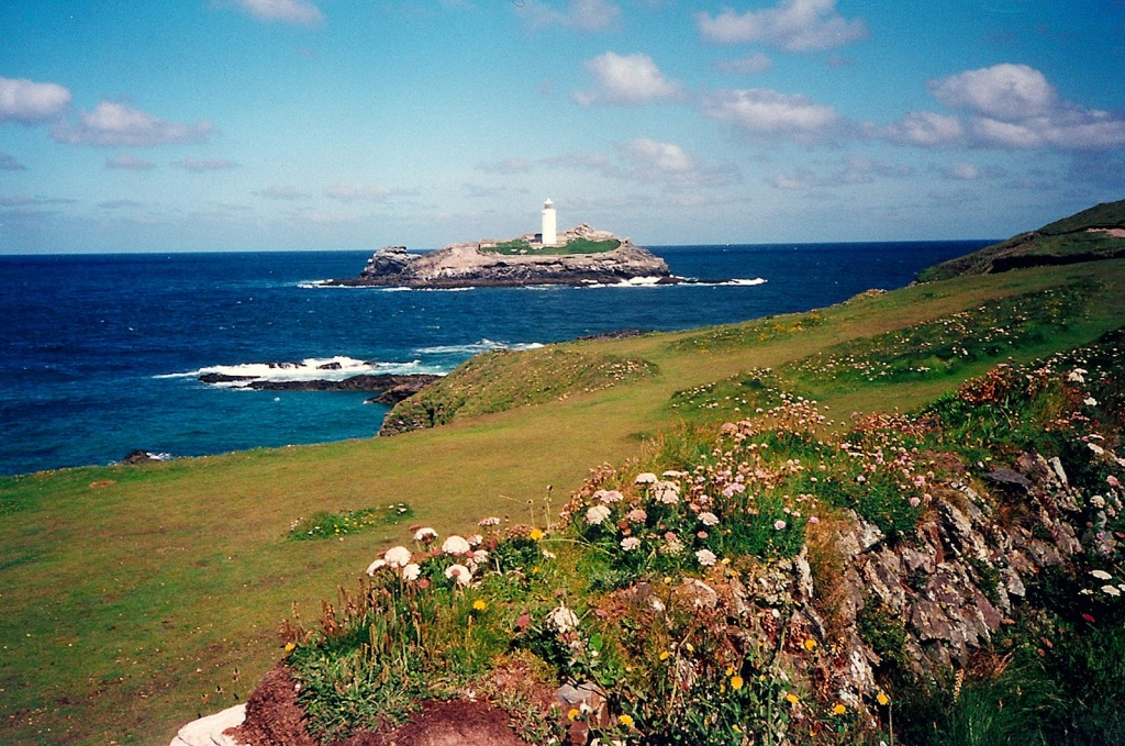 Godrevy Lighthouse - St Ives