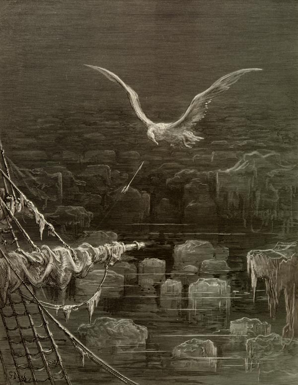 Gustave Doré - I shot the ALBATROSS