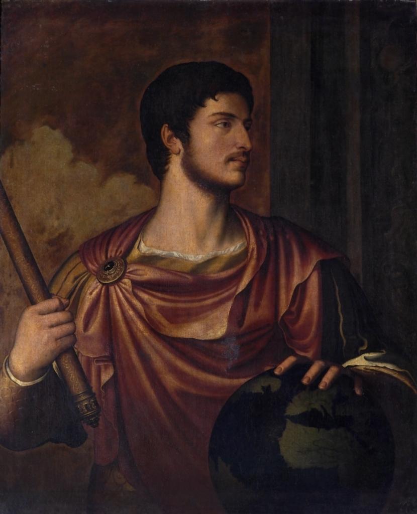 Ritratto dell'imperatore Ottaviano Augusto