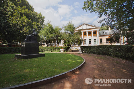 Palazzo della contessa Rostova
