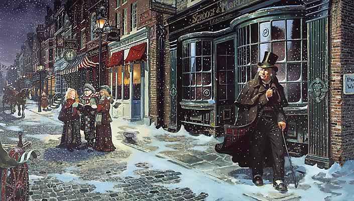 Ballata di Natale Scrooge
