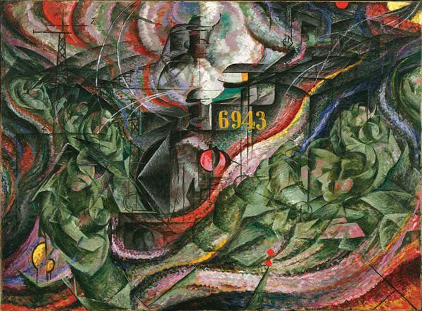 Umberto Boccioni - Gli addii
