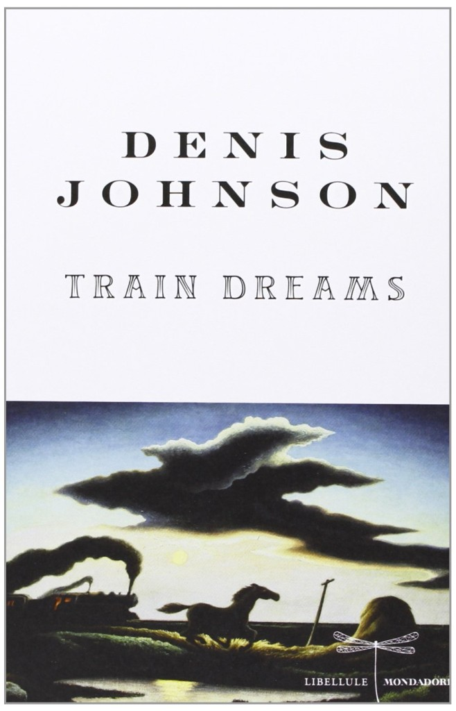 Denis Johnson - Train Dreams